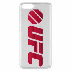 Чехол для Xiaomi Mi Note 3 UFC Main Logo