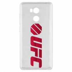 Чехол для Xiaomi Redmi 4 Pro/Prime UFC Main Logo