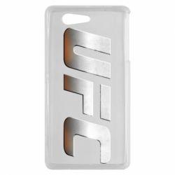 Чохол для Sony Xperia Z3 mini UFC Metal - FatLine