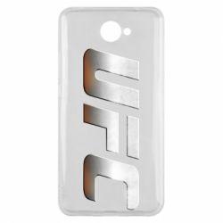 Чохол для Huawei Y7 2017 UFC Metal - FatLine