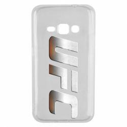 Чохол для Samsung J1 2016 UFC Metal - FatLine