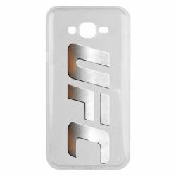Чохол для Samsung J7 2015 UFC Metal - FatLine