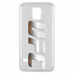 Чохол для Samsung S5 UFC Metal - FatLine