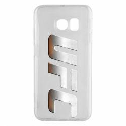 Чохол для Samsung S6 EDGE UFC Metal - FatLine