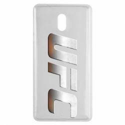 Чохол для Nokia 3 UFC Metal - FatLine