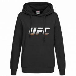 Женская толстовка UFC Metal - FatLine