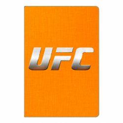Блокнот А5 UFC Metal - FatLine