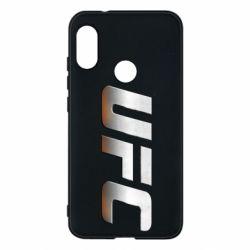 Чохол для Mi A2 Lite UFC Metal - FatLine