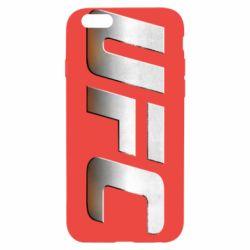 Чохол для iPhone 6/6S UFC Metal - FatLine