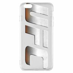 Чохол для iPhone 6 Plus/6S Plus UFC Metal - FatLine