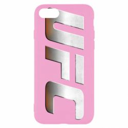 Чохол для iPhone 8 UFC Metal - FatLine