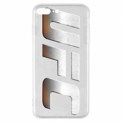 Чохол для iPhone 8 Plus UFC Metal - FatLine