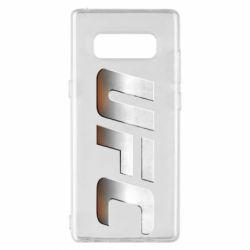 Чохол для Samsung Note 8 UFC Metal - FatLine