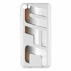 Чохол для Xiaomi Mi5/Mi5 Pro UFC Metal - FatLine