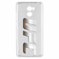 Чохол для Xiaomi Redmi 4 UFC Metal - FatLine