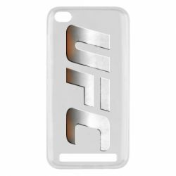 Чохол для Xiaomi Redmi 5a UFC Metal - FatLine