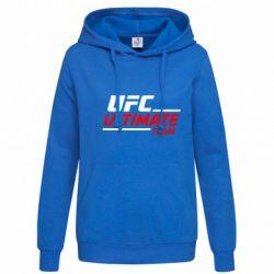 Женская толстовка UFC Ultimate Team - FatLine