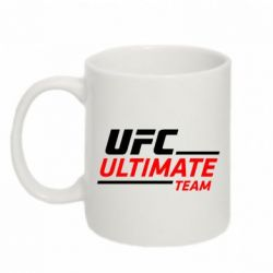 Кружка 320ml UFC Ultimate Team