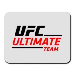 Коврик для мыши UFC Ultimate Team - FatLine