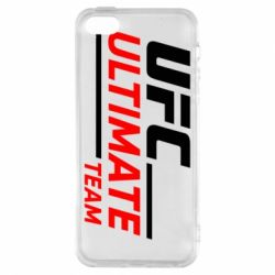 Купить Чехол для iPhone5/5S/SE UFC Ultimate Team, FatLine