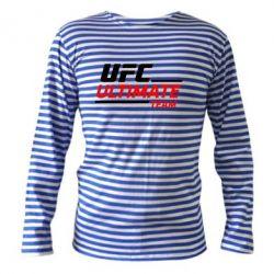 Тельняшка с длинным рукавом UFC Ultimate Team - FatLine