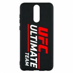 Купить Чехол для Huawei Mate 10 Lite UFC Ultimate Team, FatLine
