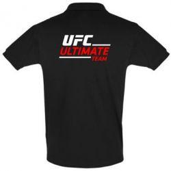 Футболка Поло UFC Ultimate Team - FatLine