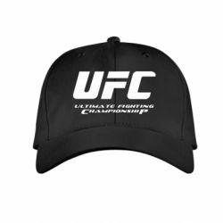 Детская кепка UFC - FatLine