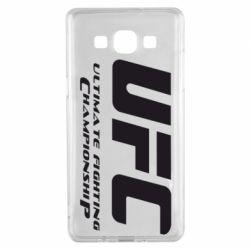 Чехол для Samsung A5 2015 UFC