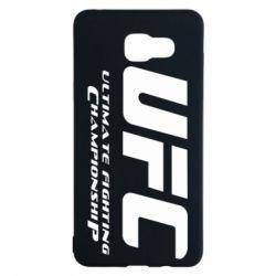 Чехол для Samsung A5 2016 UFC