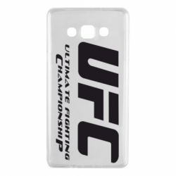 Чехол для Samsung A7 2015 UFC