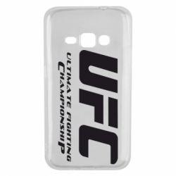 Чехол для Samsung J1 2016 UFC