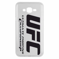 Чехол для Samsung J7 2015 UFC