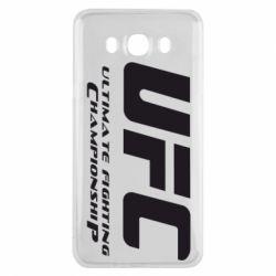 Чехол для Samsung J7 2016 UFC