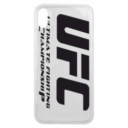Чехол для iPhone Xs Max UFC