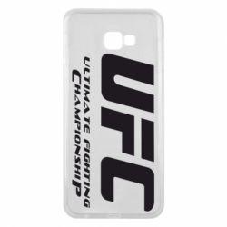 Чехол для Samsung J4 Plus 2018 UFC