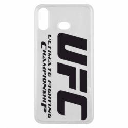 Чехол для Samsung A6s UFC