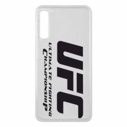 Чехол для Samsung A7 2018 UFC