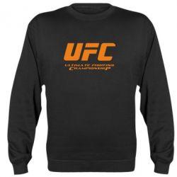 Реглан UFC - FatLine