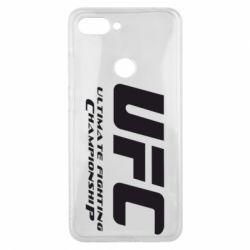 Чехол для Xiaomi Mi8 Lite UFC