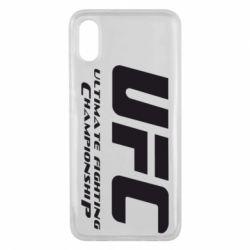 Чехол для Xiaomi Mi8 Pro UFC