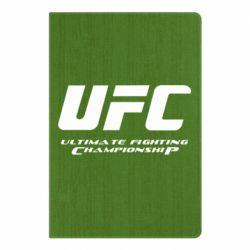Блокнот А5 UFC