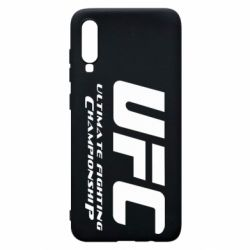 Чехол для Samsung A70 UFC