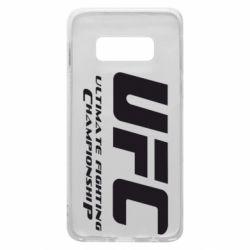 Чехол для Samsung S10e UFC