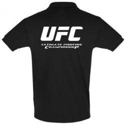 Футболка Поло UFC - FatLine