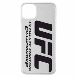 Чехол для iPhone 11 Pro Max UFC