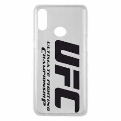 Чехол для Samsung A10s UFC