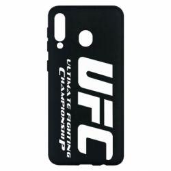 Чехол для Samsung M30 UFC
