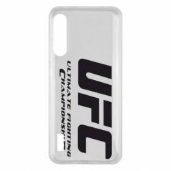 Чохол для Xiaomi Mi A3 UFC