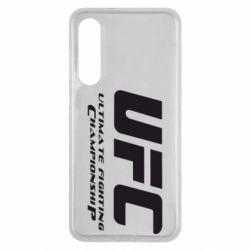Чехол для Xiaomi Mi9 SE UFC